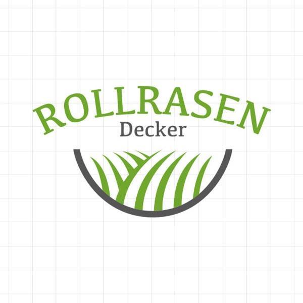Rollrasen Decker Logo Vorschaubild
